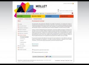 Ajuntament de Mollet del Vallès - Pressupost municipal (1)